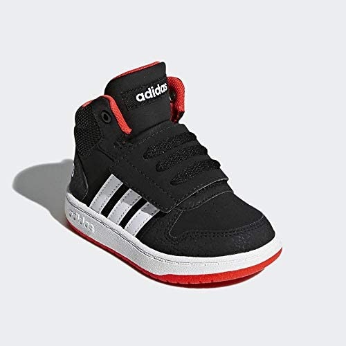 adidas Hoops Mid 2.0 I, Sneakers Basses bébé garçon: Amazon