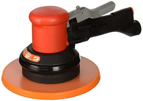 Dynabrade 10763 8-Inch Diameter, Two Hand Gear Driven Sander, Non-Vacuum