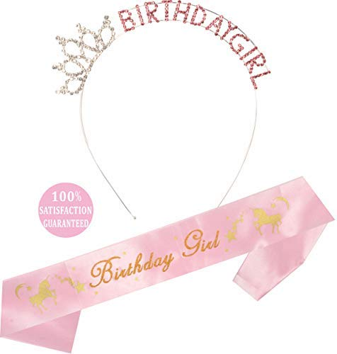Best birthday sash and tiara for kids to buy in 2019