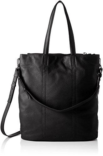 Marc O'Polo Seven - Bolsos maletín Mujer Negro (Black)