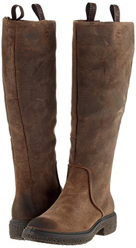 ECCO Crepetray Hybrid L, Botas Altas para Mujer: Amazon.es: Zapatos y complementos