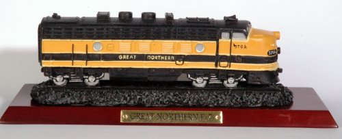 - Great Northern F-7: Legendary Locomotive Collection