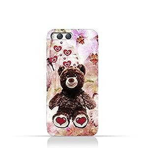 Xiaomi MI 6 TPU Silicone Protective Case with My Teddy Bear Design