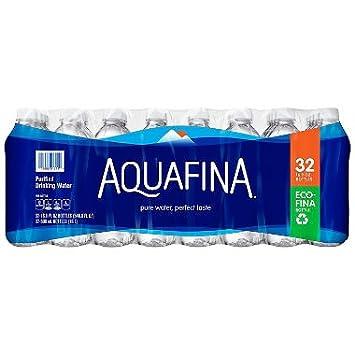 Review Aquafina Purified Drinking Water