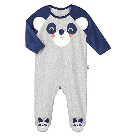 dbb5e627c7c7c Pyjama bébé velours Skateparty - Taille - 18 mois (86 cm)  Amazon.fr ...