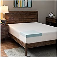 Comfort Dreams New Organic Cotton 10-inch Full-size Memory Foam Mattress