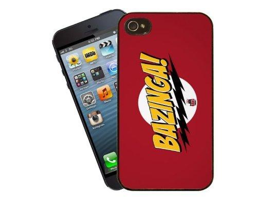 Eclipse idées cadeau pour iPhone 5/5S Motif The Big Bang Theory Bazinga
