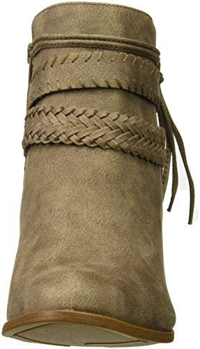 Doe Capital Boot Ankle Women's Fergalicious xcIqSff