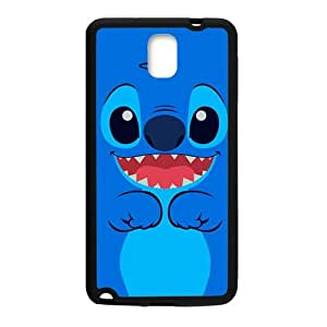 Blue Smurfs Cell Phone Case for Samsung Galaxy Note3 by mcsharks