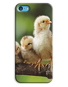 Chicks in a Row Case for your iPhone 5C