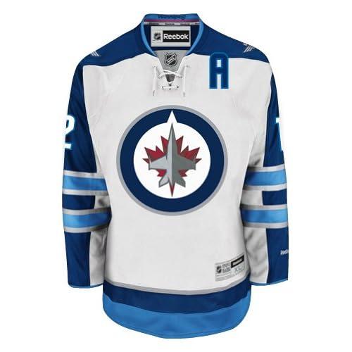 detailed look de5e6 63133 durable service Olli Jokinen Winnipeg Jets Reebok Premier ...