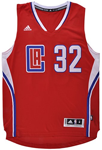 adidas Blake Griffin Los Angeles Clippers Road Swingman Jersey (Red) 2XL - Los Angeles Clippers Swingman Jersey
