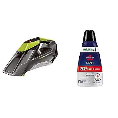 BISSELL Pet Stain Eraser Portable Carpet Cleaner