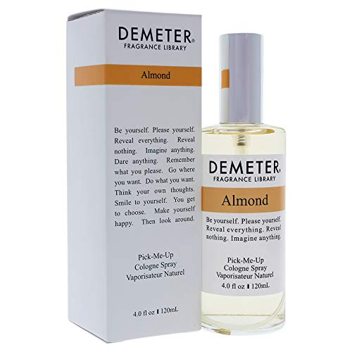 Demeter Cologne Spray, Almond, 4 ()