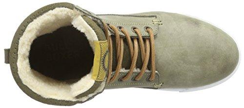 BULLBOXER 185M83690D - Zapatillas para mujer Verde (2285)