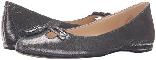 Nine West Simily Mujer US 6.5 Gris Zapatos Planos