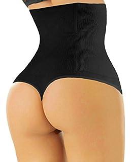 93b4fd5ff0f ShaperQueen 102 Thong Best Womens Waist Cincher Body Shaper Trainer Girdle  Faja Tummy Control Underwear Shapewear