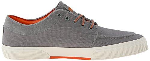 Ralph Lauren Mens Fernando Textile Trainers Grey