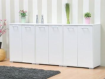 3x Kommode Homeline Sideboard Möbel Schlafzimmer Schrank Highboard ...