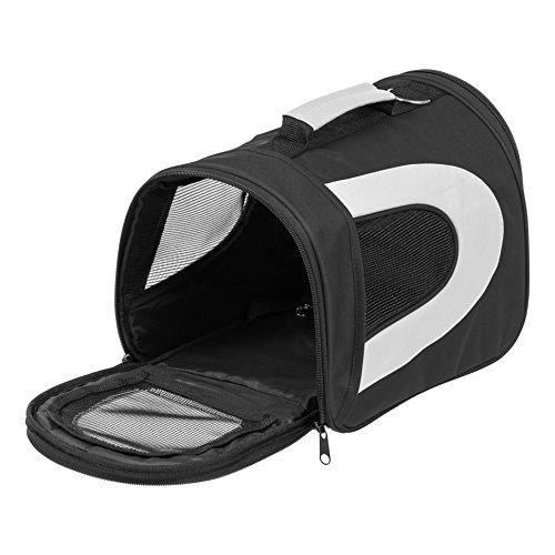 IRIS Small Soft Sided Carrier, Black by IRIS USA, Inc. (Image #1)