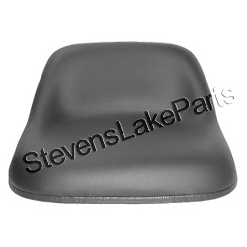 LMS2002 New Lawn & Garden Tractor Black Riding Mower Seat...