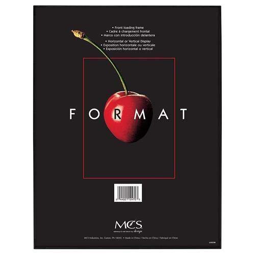 MCS 16x20 Inch Format Frame, Black (12445) ()