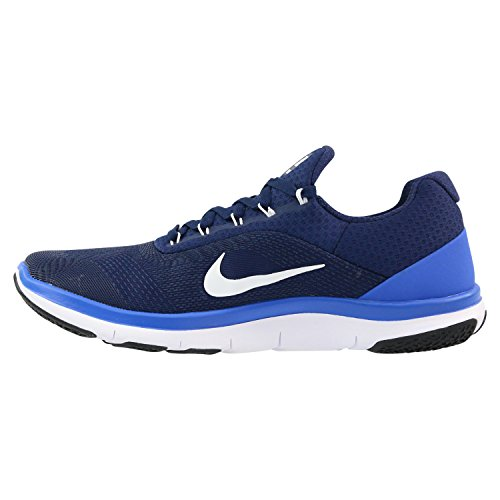 NIKE Men's Free Trainer v7 Training Shoe Binary Blue/White-hyper Cobalt-black cheap sale extremely zoHVRtFwP