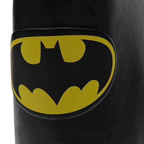 Character Kinder Gummistiefel Regenstiefel Wasserdicht Stiefel Motiv Batman