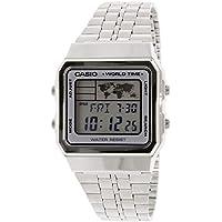 Relógio Feminino Casio Vintage Digital Fashion A500WA-7DF