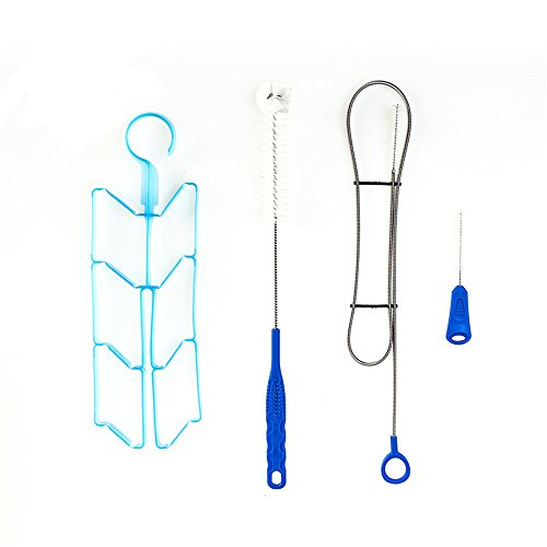 BESIXER Water Bag Cleaning Kit Hydration Water Bladder Bag C