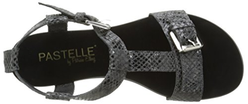 Sandales Noir Femme Sandales Pastelle Pastelle Yael Yael Noir Femme gwwzqBE