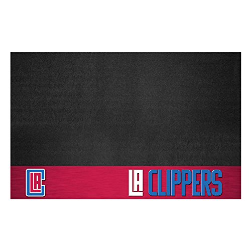 Fanmats NBA Los Angeles Clippers Grill Mat, Small by Fanmats