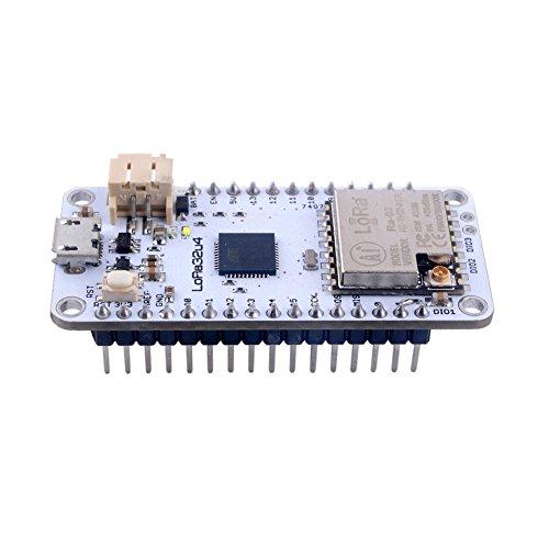 Price comparison product image DIYmall LoRa32u4 RA02 RA-02 Long Range communication 1KM module LiPo Atmega328 SX1278 Arduino