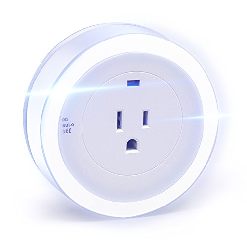 Led Night Light Outlet - 8