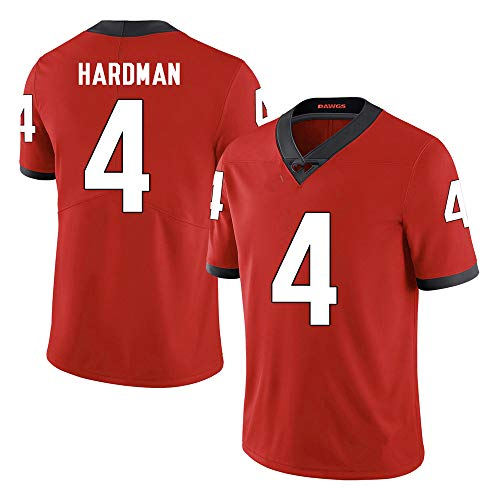 Mecole_Hardman_Georgia_Bulldogs_Red_Game_Jersey