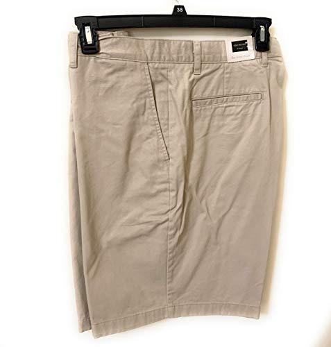 ST johns bay Covington Mens Flat Front Shorts Size 38 Taupe