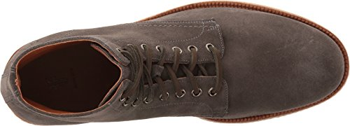 Frye 87623 Mens Eric Lace-up Grafiet Geolied Suède