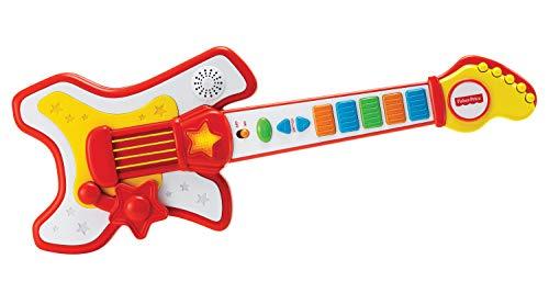 (Fisher-Price Rockstar Guitar Toy)