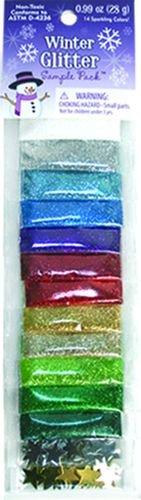 Sulyn Glitter Sample 14 Pack, Winter SUL50841