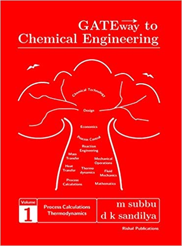 Buy GATEway to Chemical Engineering - Vol 1 (Process Calculations