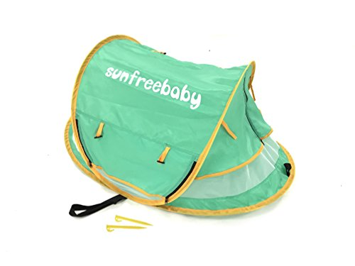 Baby Beach Tent - Baby With Beach