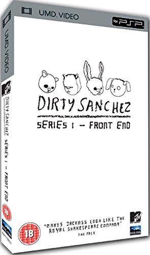 Dirty Sanchez - Series 1 - Front End [UMD pour PSP] [Import anglais]
