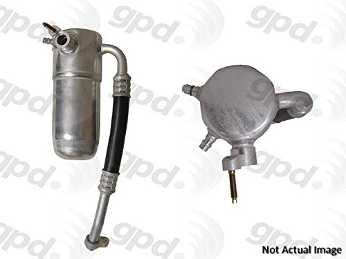 Global Parts Distributors 4811687 Accumulator and Hose Assembly