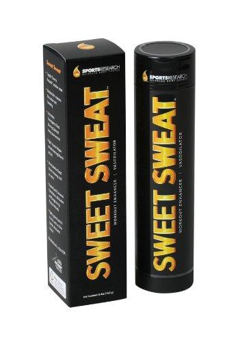 Sport Recherche crème douce peau sueur, 6.4-Ounce