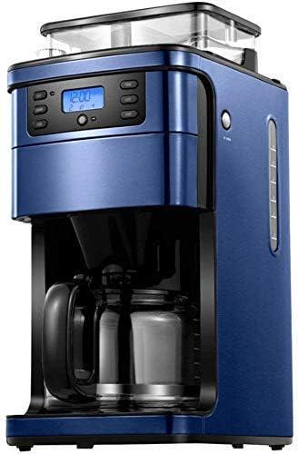 DYB Cafetera programable Cafetera 2-12 Tazas Electrodomésticos con App Control Pot Cafetera por Goteo con Temporizador y Olla térmica Filtro Permanente Cafetera Azul: Amazon.es: Deportes y aire libre