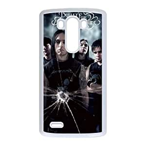 Bullet For My Valentine LG G3 Cell Phone Case White persent xxy002_6830003