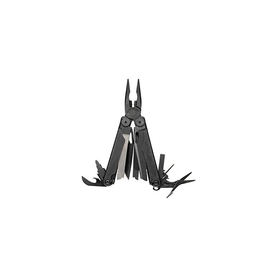 Leatherman Wave® Multi Tool, Black with Molle Sheath