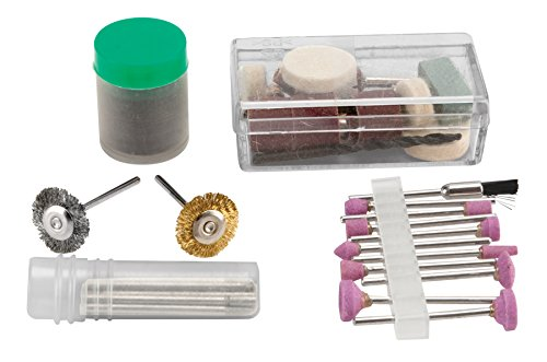 Performance Tool W50083 Rotary Tool, 80 Piece Accessories by Performance Tool (Image #2)