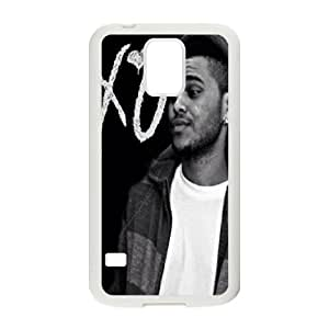 Samsung Galaxy S5 Cell Phone Case White The Weeknd XO V8403459