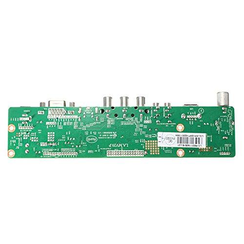 49203c3471e Universal LCD TV Controller Board VGA HDMI AV TV USB Interface - Buy Online  in UAE.